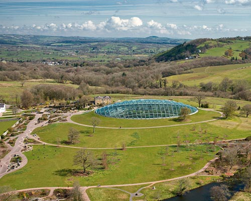 National Botanical Garden of Wales (The)