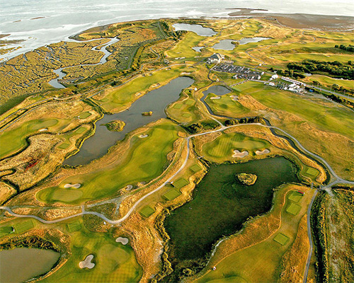 Machynys Peninsula Golf & Country Club