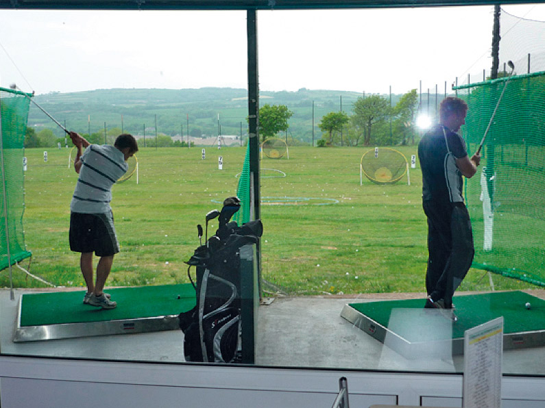 Ty Croes Golf Centre