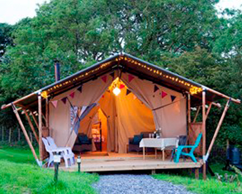Kidwelly Farm Cottages - Glamping