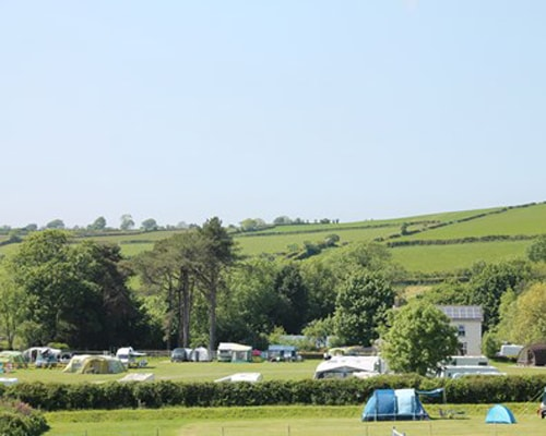 Dolbryn Caravan and Campsite